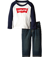 Levi's® Kids - Knit Raglan and Pants Set (Infant)