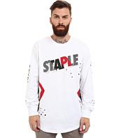 Staple - Lucky 7 Long Sleeve Tee