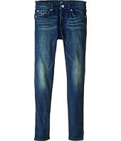 7 For All Mankind Kids - The Skinny in Summit Blue (Big Kids)