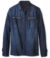 7 For All Mankind Kids - Chambray Shirt (Big Kids)