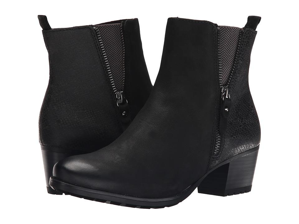 Tamaris Campsis 1 1 25370 25 Black Combo Womens Boots