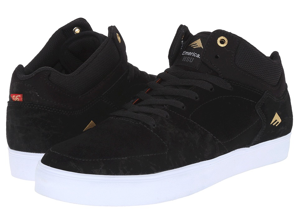 Emerica - The HSU G6 (Black/White) Men