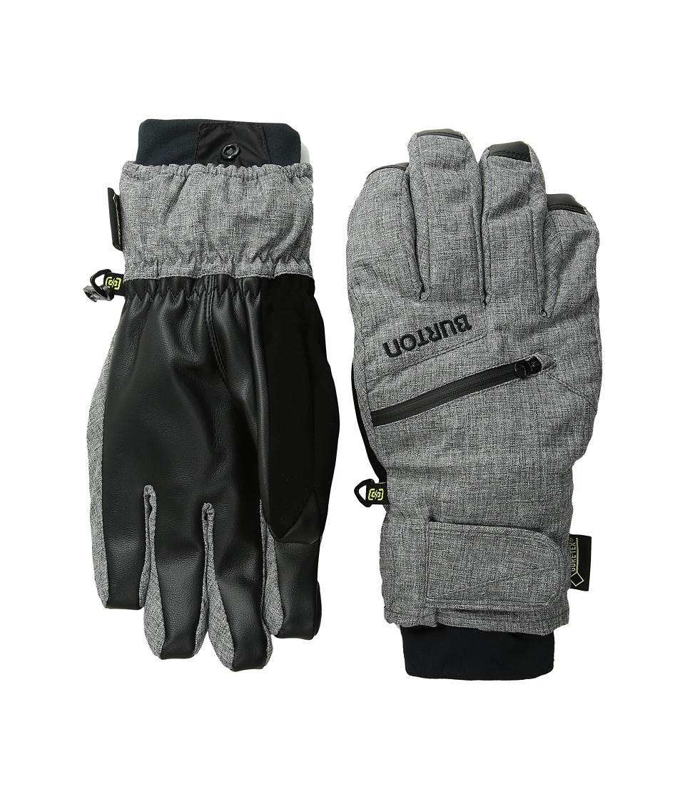 Burton - GORE-TEX(r) Under Glove (Bog Heather) Snowboard Gloves