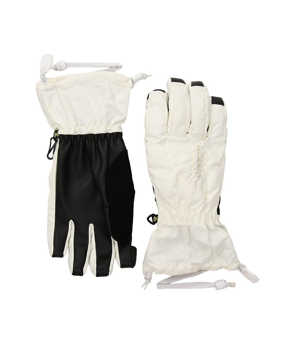 Burton Profile Glove (Stout White) Extreme Cold Weather Gloves