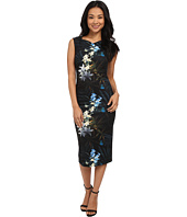 Ted Baker - Twlight Floral Fitted Dress
