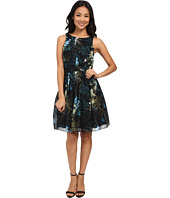 Ted Baker - Twilight Floral Pleat Dress