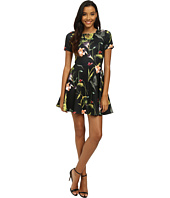 Ted Baker - Oriental Floral Skater Dress