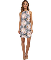 Ted Baker - Floral Geo Print Shift Dress
