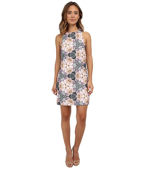 Ted Baker Floral Geo Print Shift Dress