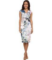 Ted Baker - Floral Geo Bodycon Dress