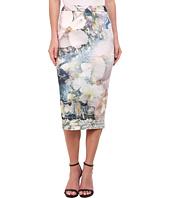 Ted Baker - Tile Floral Midi Skirt