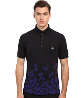 Vivienne Westwood - Absence Of Roses Pique Classic Polo