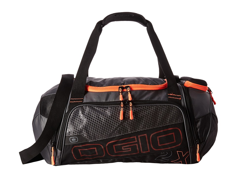 OGIO Endurance 2X Bag Dark Gray Burst Duffel Bags