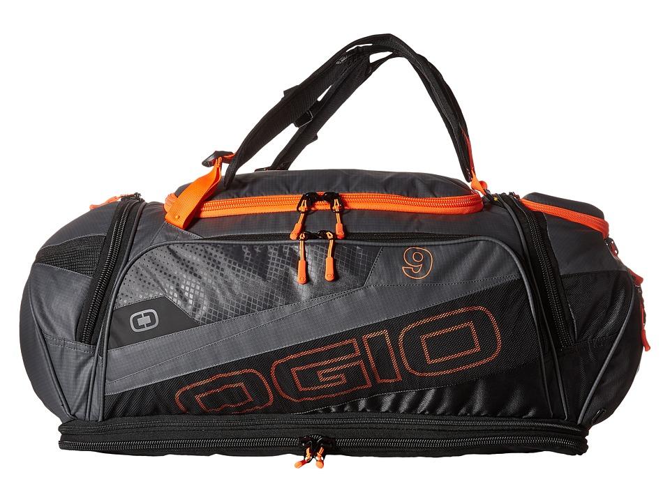 OGIO Endurance 9.0 Bag Dark Gray Burst Duffel Bags