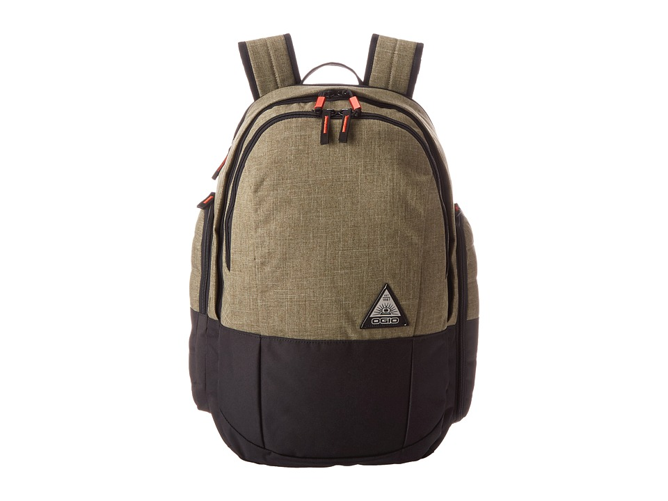 OGIO Clark Pack (Olive) Backpack Bags