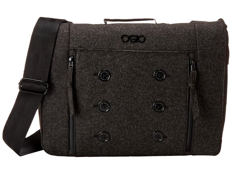 OGIO - Midtown Messenger (Dark Gray Felt) Messenger Bags