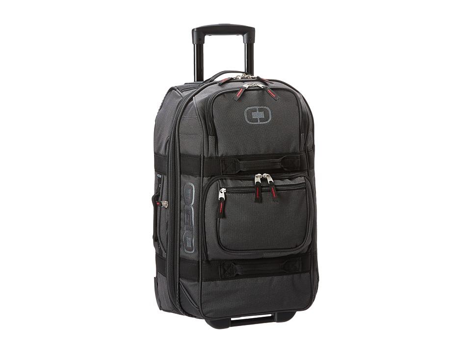 OGIO - Layover (Black Pindot) Pullman Luggage