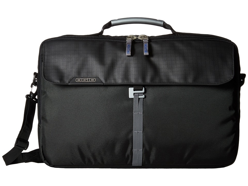 OGIO - Circuit Top Zip (Black) Top-Zip Handbags