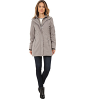 DKNY - Parka with Inner Bib & Zipper Details