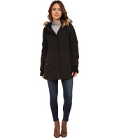 DKNY - Hood Hi-Lo Fitted Anorak