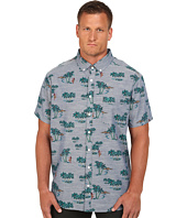 Original Penguin - Big & Tall Tropical Print Chambray