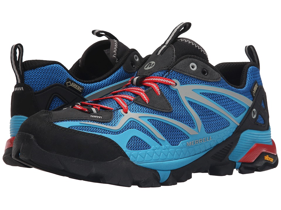 Merrell Capra Sport GORE-TEX (Blue) Men