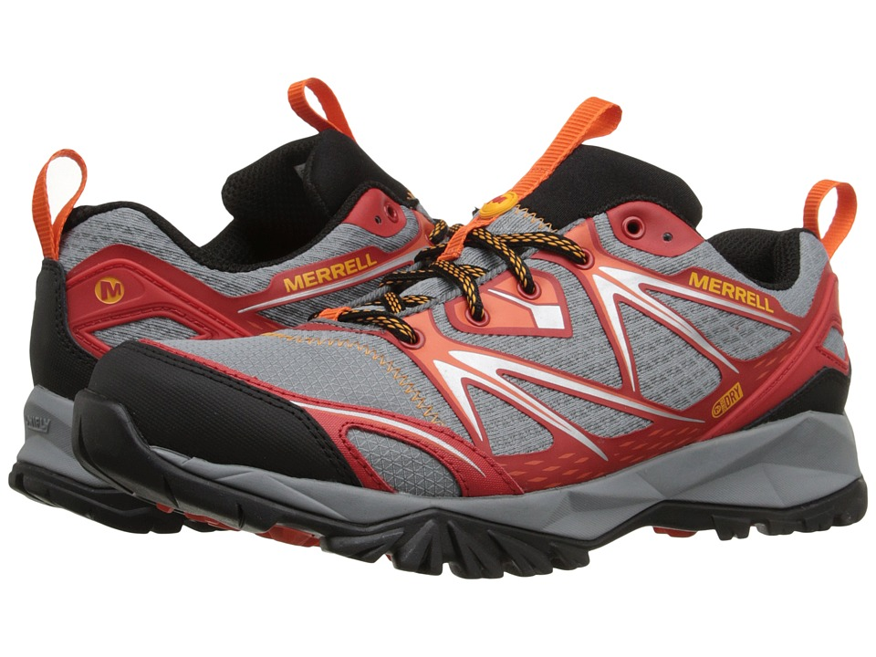 Merrell - Capra Bolt Waterproof (Bright Red) Men