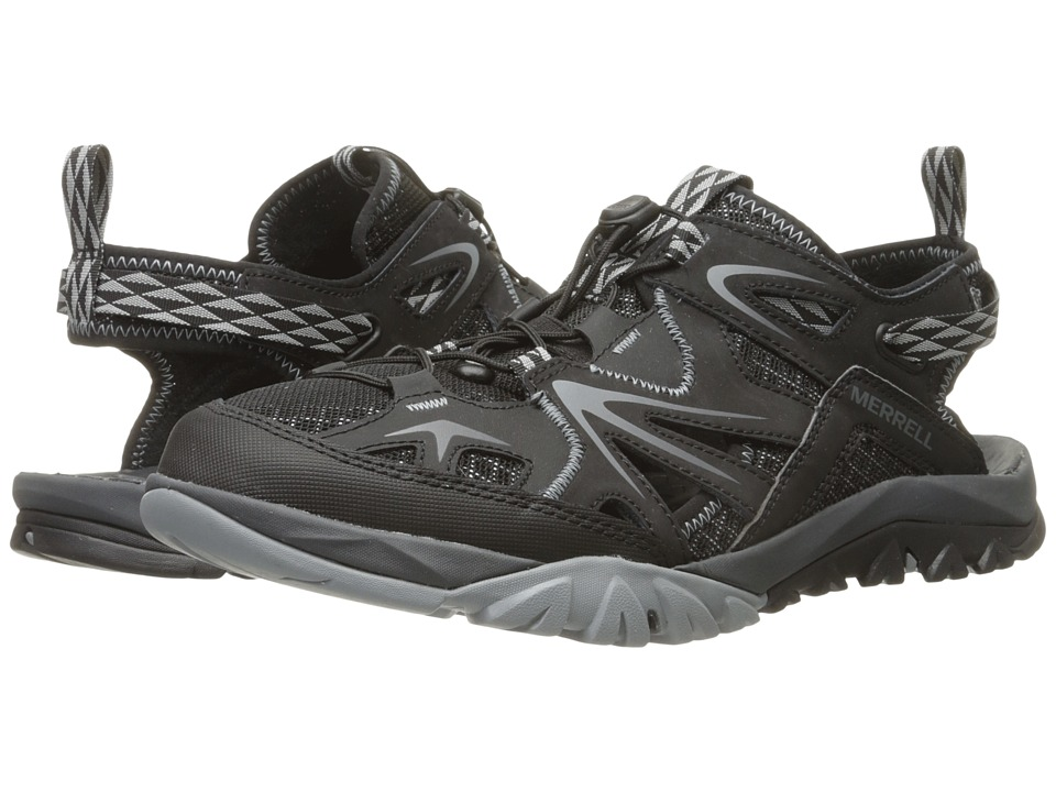 Merrell - Capra Rapid Sieve (Black) Mens Shoes