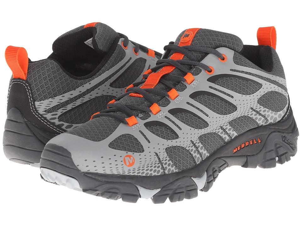 Merrell - Moab Edge (Grey) Mens Shoes