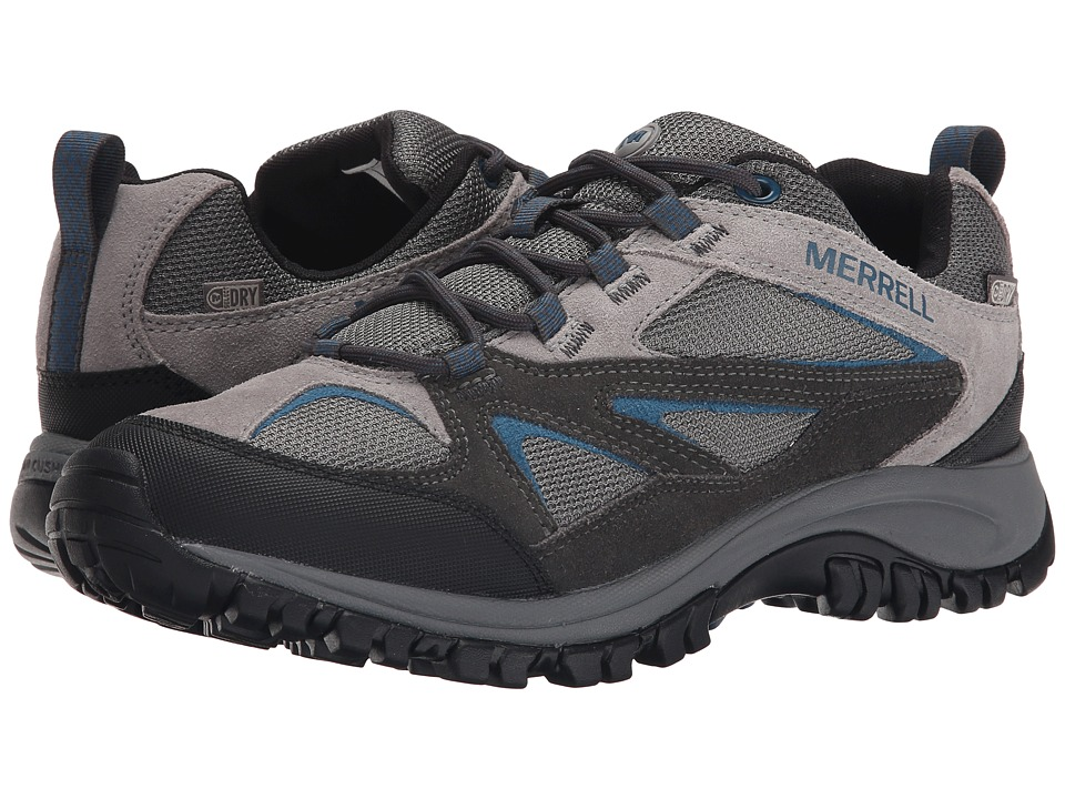 Merrell - Phoenix Bluff Waterproof (Grey) Men