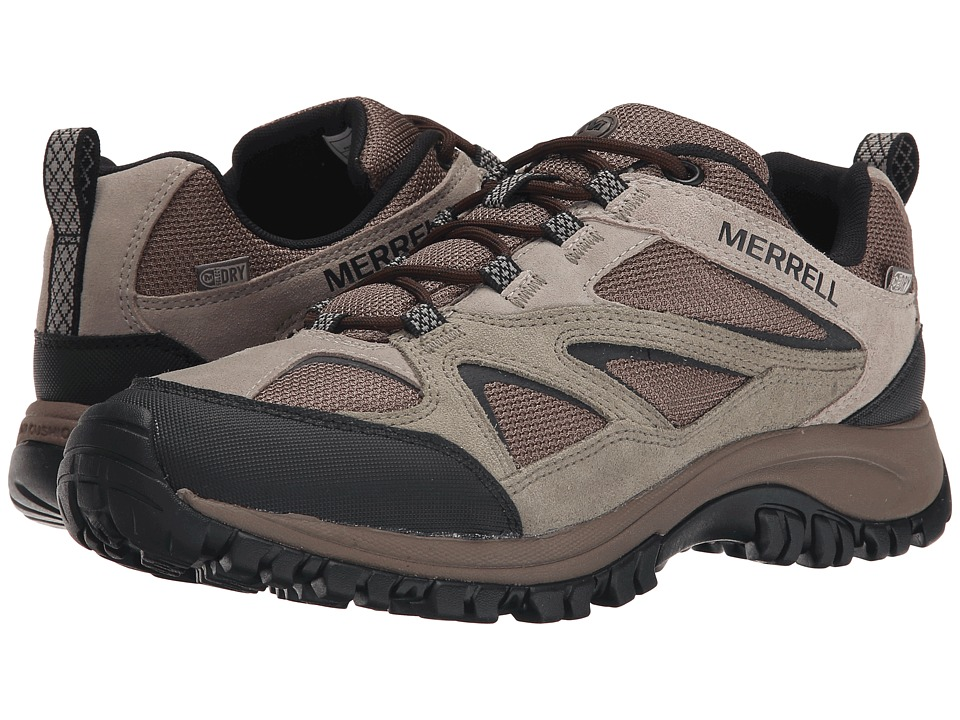 Merrell - Phoenix Bluff Waterproof (Putty) Men