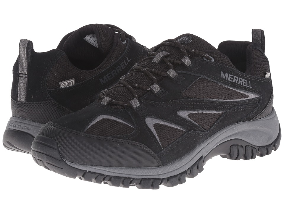 Merrell - Phoenix Bluff Waterproof (Black) Men