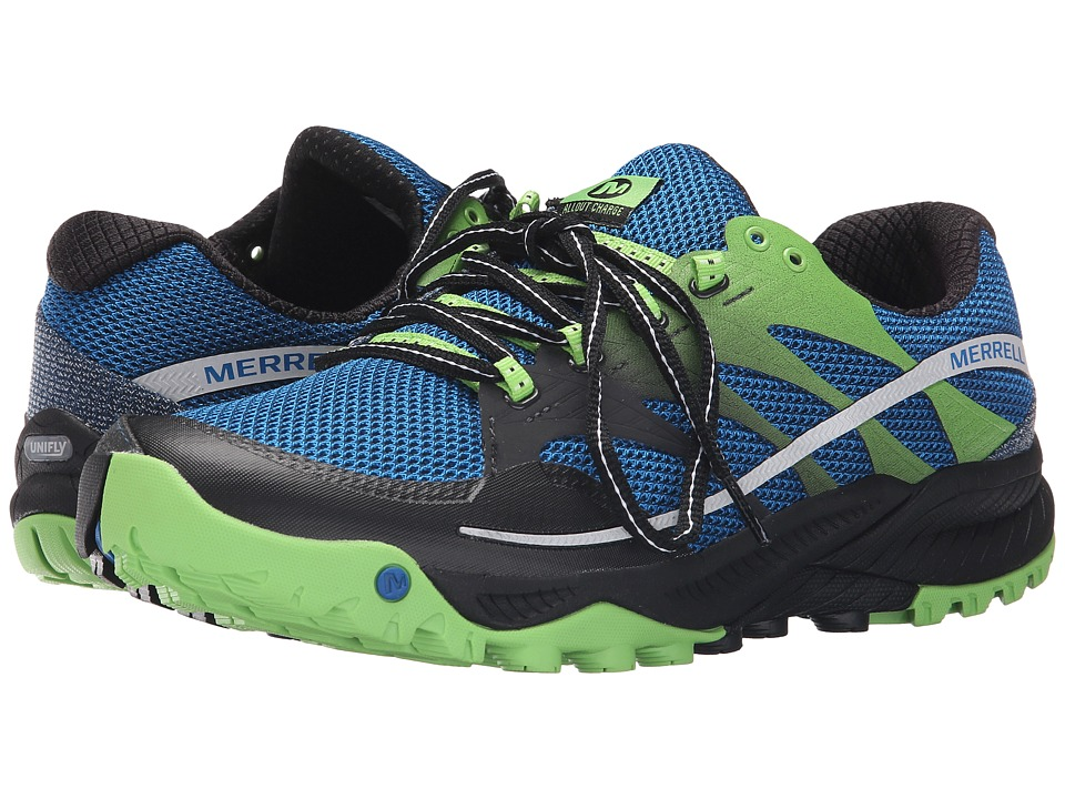 Merrell - All Out Charge (Blue Dusk) Men
