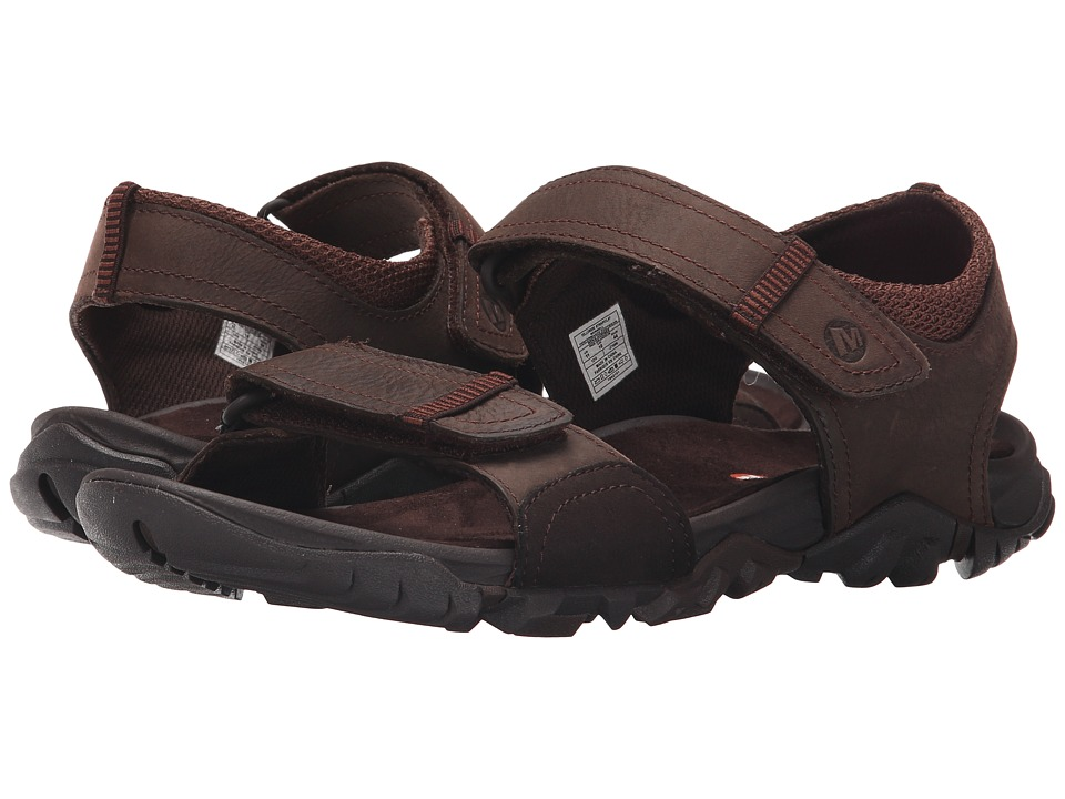 Merrell Telluride Strap Clay Mens Shoes