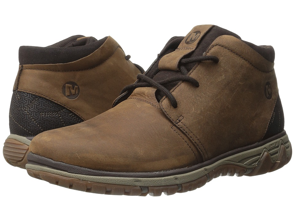 Merrell - All Out Blazer Chukka (Merrell Tan) Men
