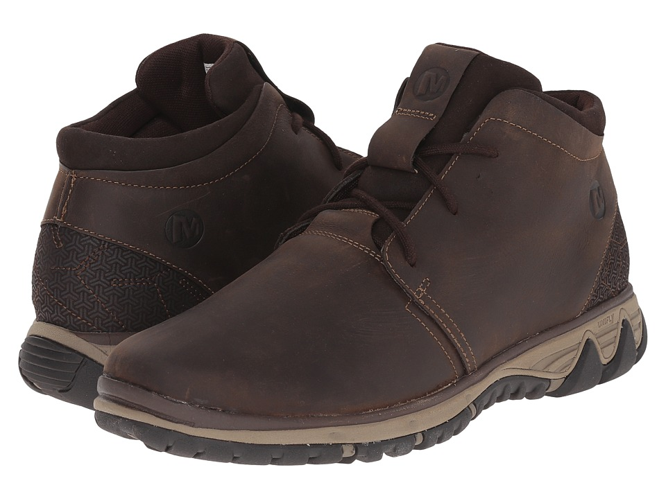 Merrell - All Out Blazer Chukka (Clay) Men