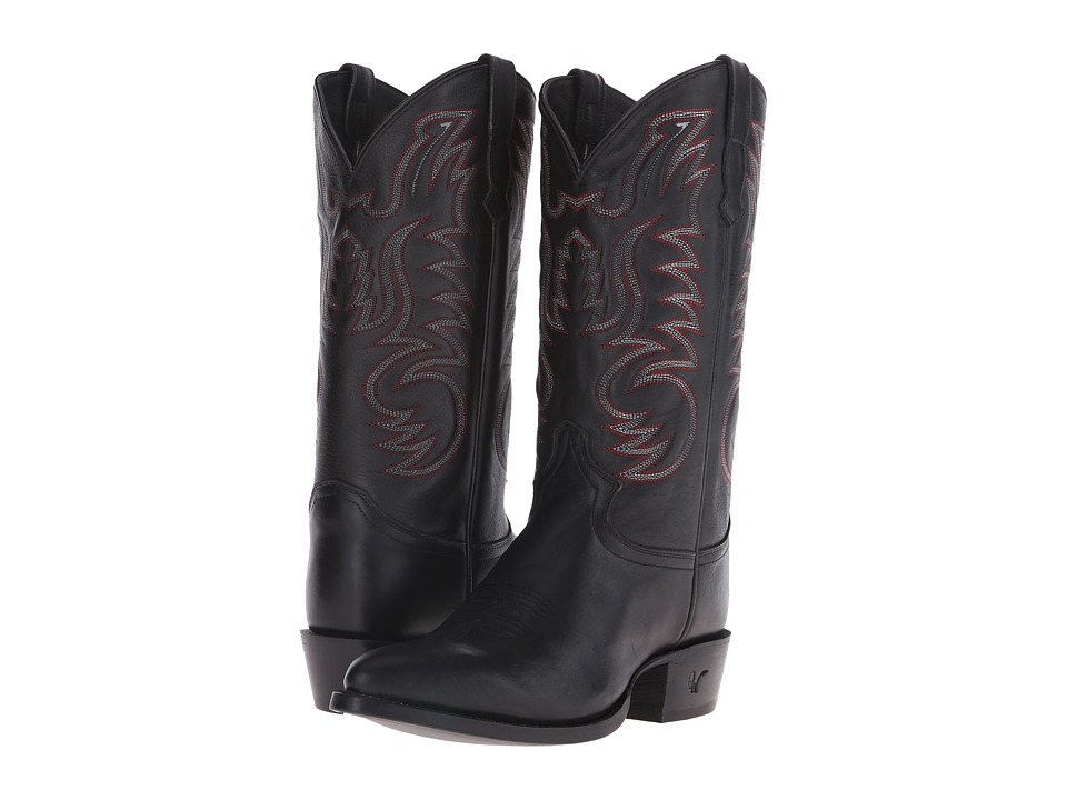 Old West Boots 60051 Black Cowboy Boots