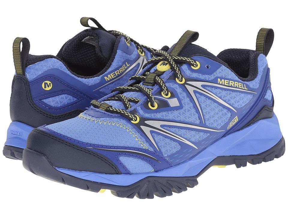 Merrell - Capra Bolt Waterproof (Purple) Womens Shoes