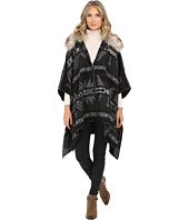 ONLY - Kiva Faux Fur Poncho