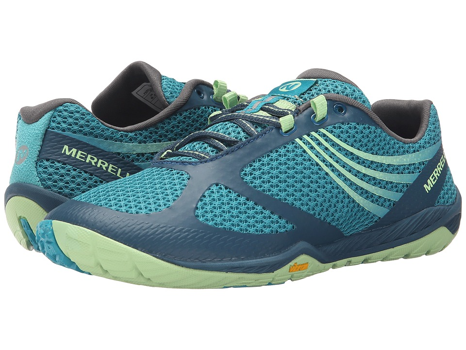 Merrell - Pace Glove 3 (Turquoise) Women's Shoes