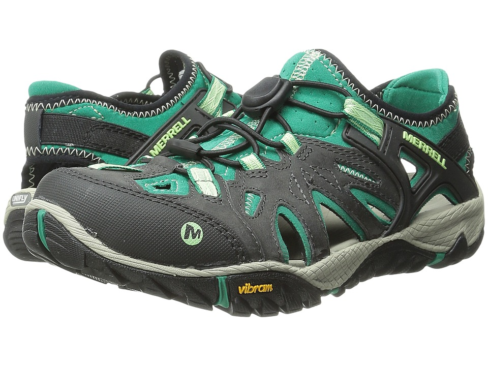 Merrell - All Out Blaze Sieve (Bright Green) Women