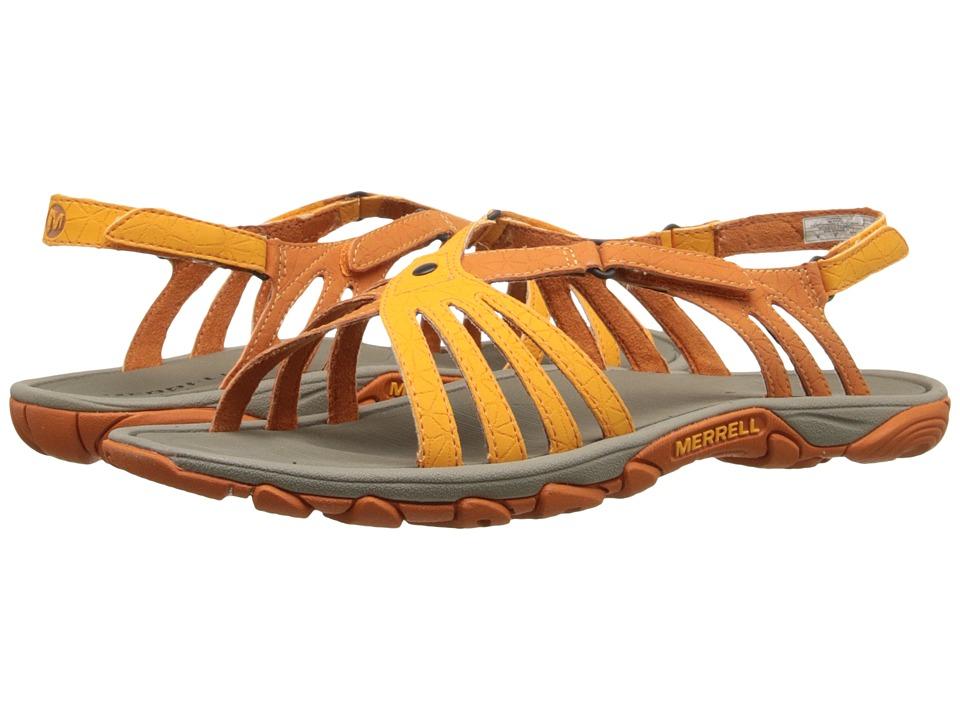 Merrell - Enoki Link (Orange) Womens Shoes