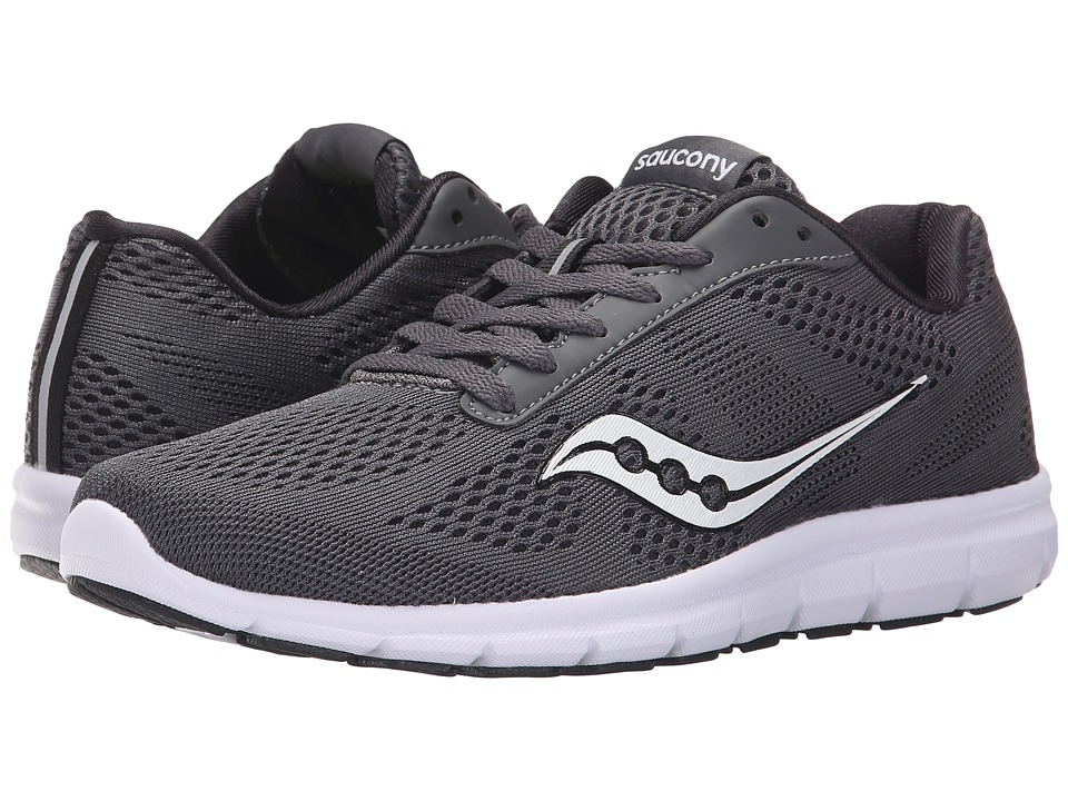 Saucony - Ideal (Grey/White) Womens Shoes