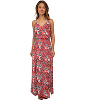 Vix - Sofia by Vix Jardin Pink Long Dress