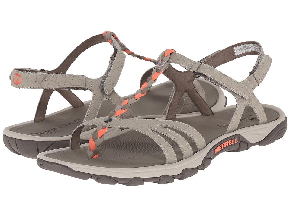 Merrell - Enoki Twist (Brown) Womens Shoes