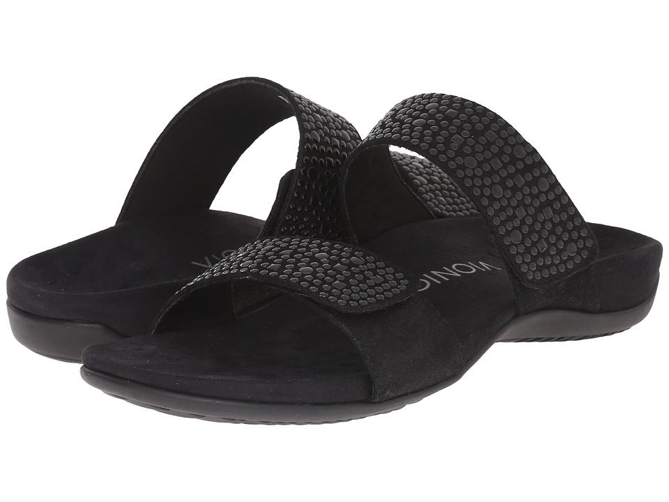 Vionic Samoa (Black) Women's Sandals