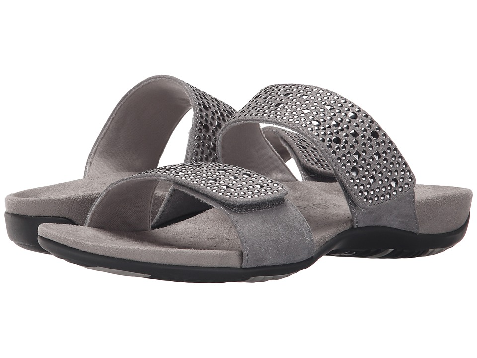 VIONIC Samoa (Pewter) Sandals