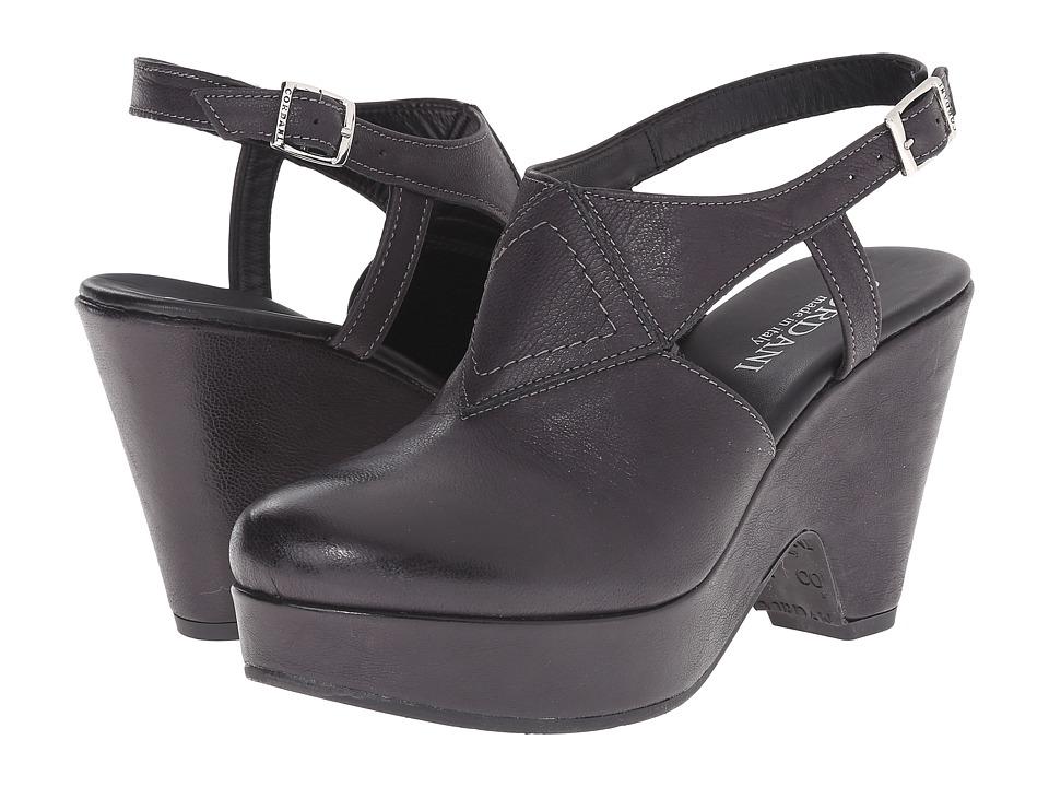 Cordani - Tellulah (Distressed Black Leather) High Heels