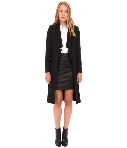 Pierre Balmain Drape Blazer Coat FP23120