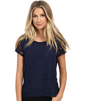 ONLY - Chris Short Sleeve Lace Top
